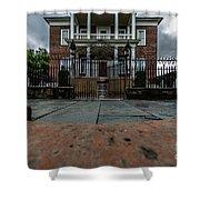 Miles Brewton House Circa 1765 Shower Curtain