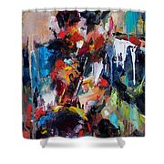 Miles Davis 2 Shower Curtain