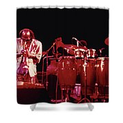 Miles Davis Image 7 Shower Curtain