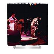 Miles Davis Image 8   Shower Curtain