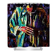 Miles Shower Curtain