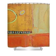 Miles From Home Shower Curtain