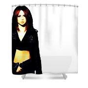Miley Cyrus 8b Shower Curtain