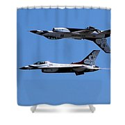 Military 7 Shower Curtain