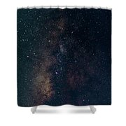 Milky Way Shower Curtain
