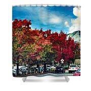 Mill Valley Autumn Shower Curtain
