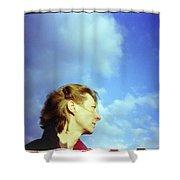 Millenium Bridge Iv Shower Curtain
