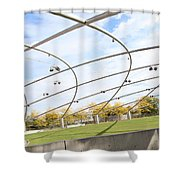 Millennium Park Shower Curtain