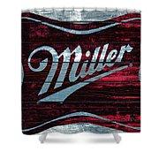 Miller 1b Shower Curtain