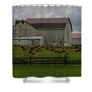 089 Millersburg Ohio Shower Curtain