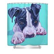 Millie Shower Curtain