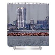 Milwaukee Shower Curtain
