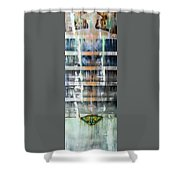 Mimicry Shower Curtain