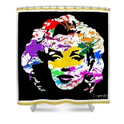 Mind Altering Marilyn Shower Curtain