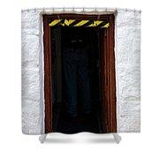 Mind-alternator Two Shower Curtain