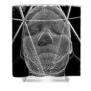 Mind Expansion  Shower Curtain