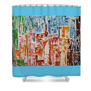 Mind Meadow Shower Curtain