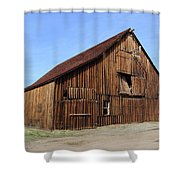 Minden Barn 5 Shower Curtain