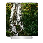 Mingo Falls - Gsmnp Shower Curtain