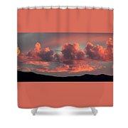 Mingus Sunset 052814bb Shower Curtain