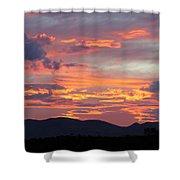 Mingus Sunset 052814cc Shower Curtain