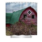 Mini Barn 2018_1_27-4-edit- Shower Curtain