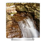 Mini Falls Shower Curtain