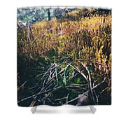 Mini-forest Shower Curtain
