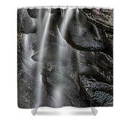 Mini Waterfall Shower Curtain