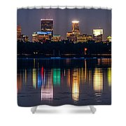 Minneapolis Refects Shower Curtain