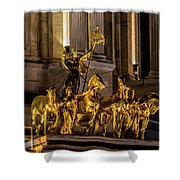 Minnesota State Capital Shower Curtain
