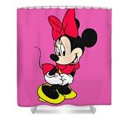 Minnie Shower Curtain