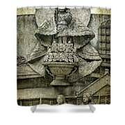 Minor Basilica Of The Holy Child Shower Curtain