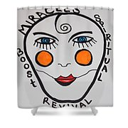 Miracle Revival Shower Curtain