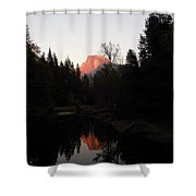 Miracle Shot. Shower Curtain
