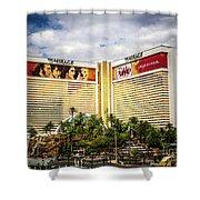 Mirage Beatles Shower Curtain