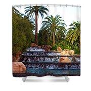 Mirage Waterfall Shower Curtain