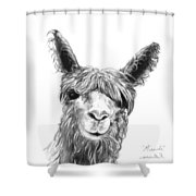 Miranda Shower Curtain