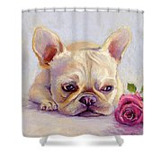 Missing You Shower Curtain