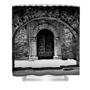 Mission Archway II Shower Curtain