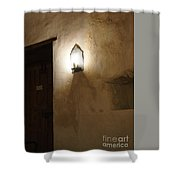 Mission San Jose Y San Miguel De Aguayo. Dwelling. Shower Curtain