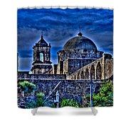 Mission San Jose San Antonio Shower Curtain