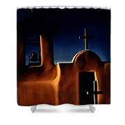 Mission Crosses Shower Curtain