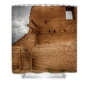 Mission Ruins Shower Curtain