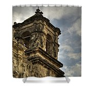 Mission San Jose V Shower Curtain