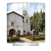 Mission San Juan Shower Curtain