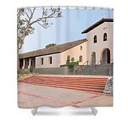 Mission San Luis Obispo Shower Curtain