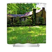 Mississippi Country Place Shower Curtain