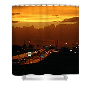 Missouri 291 Shower Curtain