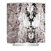 Mistress Of The Waterline Shower Curtain